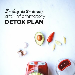 Just finished this 3-day detox plan and I feel brand new! If you're looking for a great anti-inflammatory meal plan, you need to try this one. It's dairy-free, gluten-free and vegan. #healthymealplan #anti-inflammatory