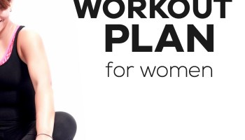 7-Day At Home Workout Plan For Complete Beginners - Beauty Bites