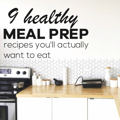 9 Healthy Meal Prep Recipes That Have No Chicken In Them – Quick and Easy