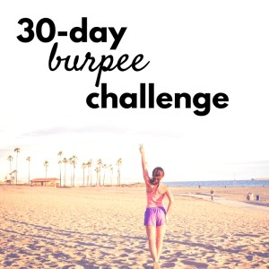 My simple 30-day burpee challenge, doing it, because I want to stop hating burpees! www.beautybites.org/my-simple-30-day-burpee-challenge | Workout plan for beginners