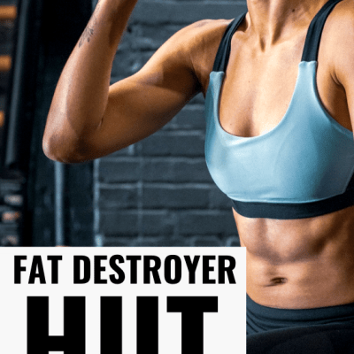 Full-Body HIIT Workout To Lose Fat