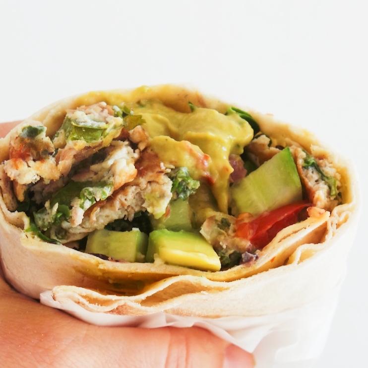 Breakfast Wraps – High-Protein Breakfast Recipe For Meal Prep