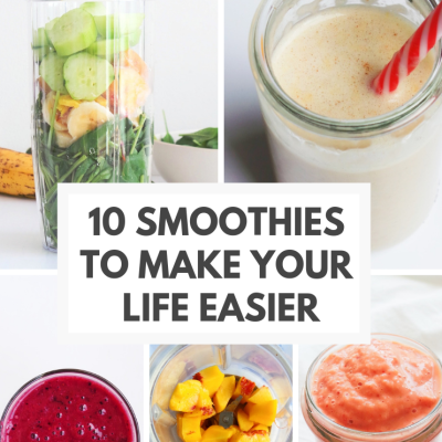 10 Healthy Smoothie Recipes To Improve Your Life