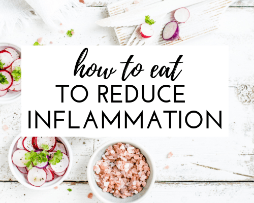Anti-Inflammatory Diet: How To Eat To Reduce Inflammation | Anti-Inflammatory diet plan