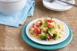 Orzo Summer Salad recipe