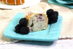 Instant Pot Blackberry Bundt Cake Recipe