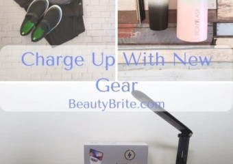 Charge Up With New Gear