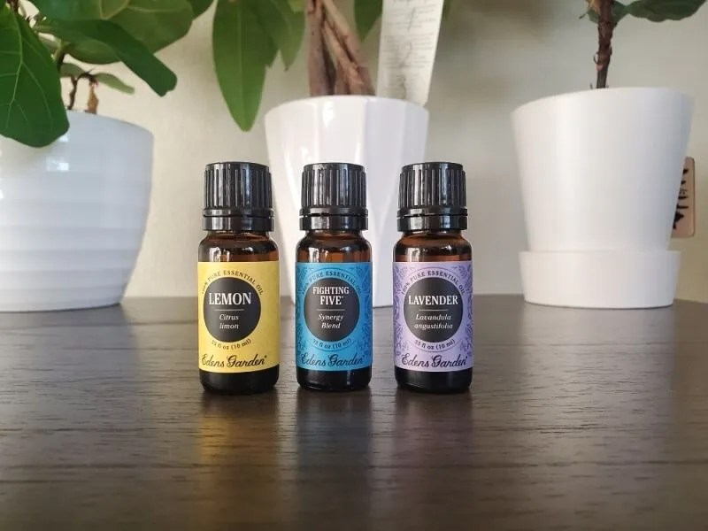 Best of the Best Essential Oil Set