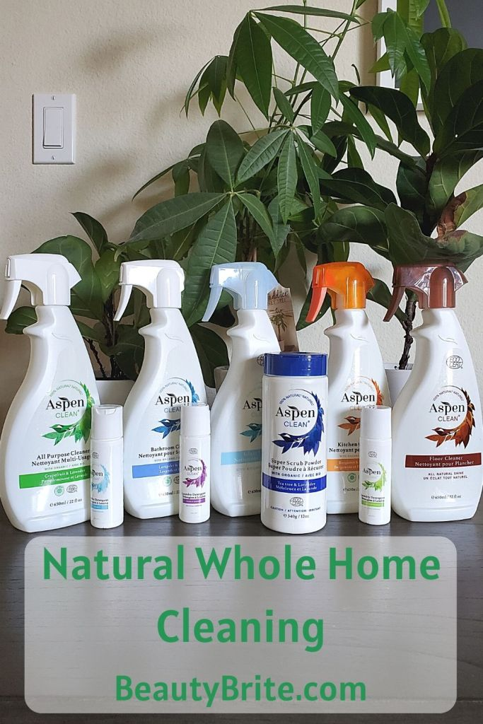 Natural Whole Home Cleaning