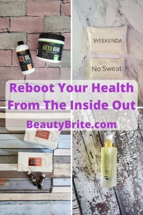 Reboot Your Health From The Inside Out