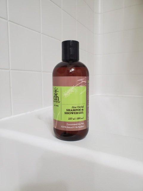 Aloe Vera Shampoo and Shower Gel