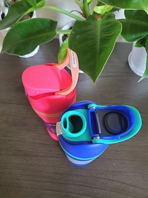 Owala FreeSip water bottles handles