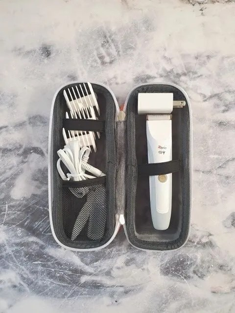 Ivy Trimmer in carrying case