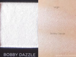 Urban Decay Vice 3 Palette Swatches (Bobby Dazzle)