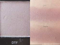 Urban Decay Vice 3 Palette Swatches (DTF)