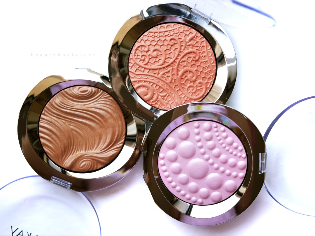 Mary Kay Sheer Dimensions Powder Review and Swatches