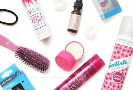 Second Day Hair Favorites
