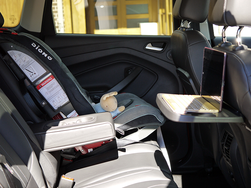 Ford Kuga Seat Tray Table