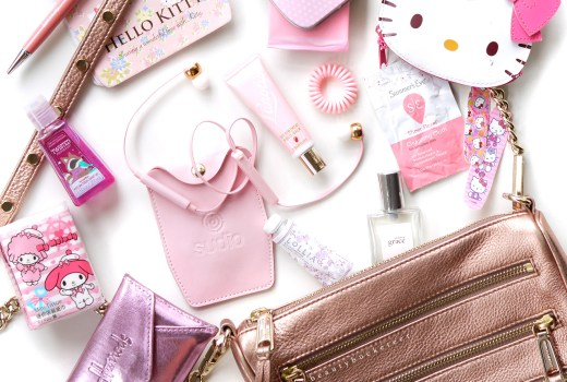 Pregnancy Handbag Essentials