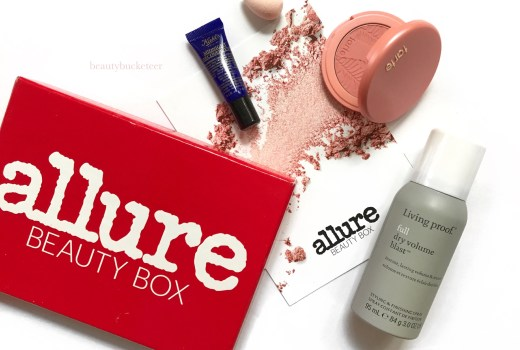 Allure Beauty Box September 2017