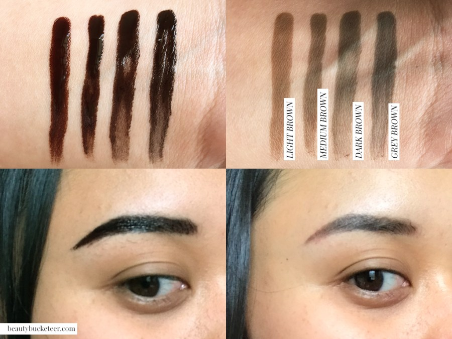 Beauty bucketeer maybelline tattoo brow gel tint review for Maybeline tattoo brow