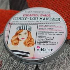 The Balm Cindy-Lou Manizer review