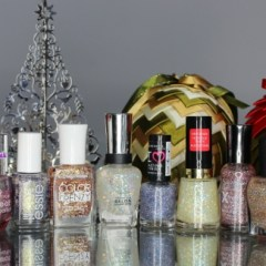 Looking for a glitter nail polish?