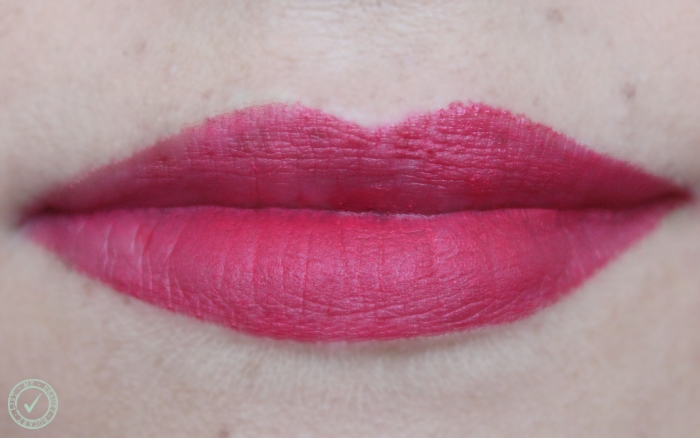 Rimmel The Only One Matte Call the Shots 120 swatch