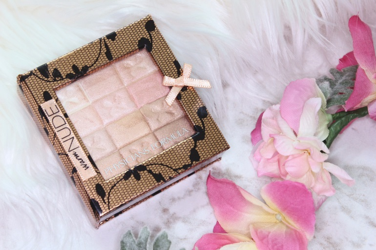 Physician's Formula Shimmer Strips All-in-1 Custom Nude Palette for Face & Eyes