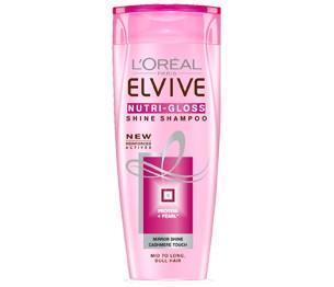 loreal elvive nutri gloss shine shampoo review beauty bulletin shampoo