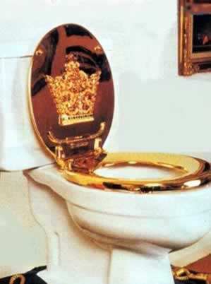Image result for toilet throne