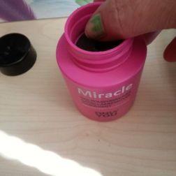 Miracle nail polish remover