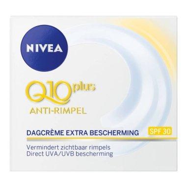 NIVEA Q10plus Anti-Rimpel Dagcreme Extra Bescherming SPF 30