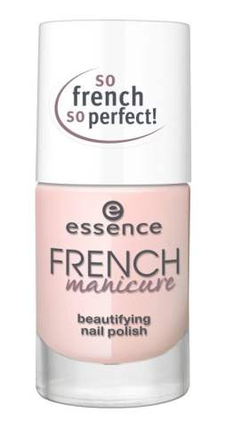 french manicure beautifying nail polish 02
