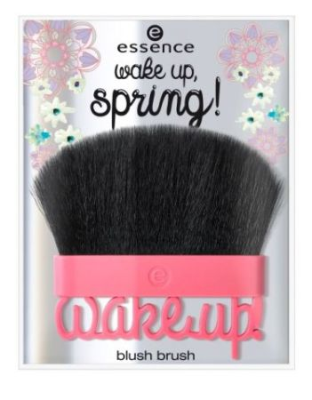 ess. wake up, spring blush brush
