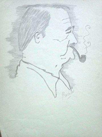 tekening babs man met pijp(8)