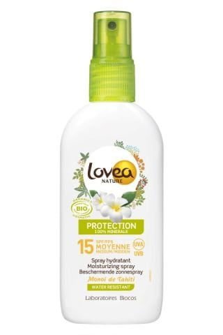 Lovea Spray SPF15