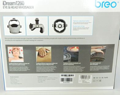 iDream head massager