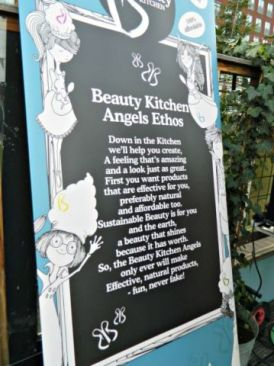 beauty kitchen angels ethos
