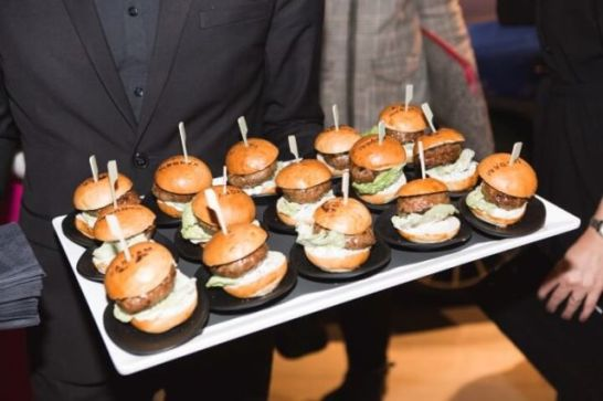 luxe hamburgers