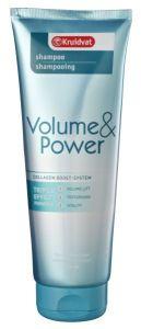 Kruidvat Volume & Power shampoo
