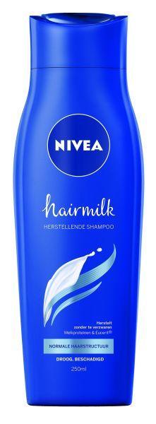 NIVEA Hairmilk Shampoo voor fijn haar_HR
