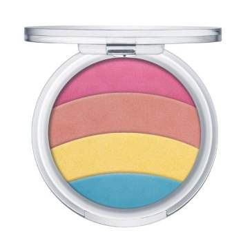 essence prismatic rainbow glow highlighter 10