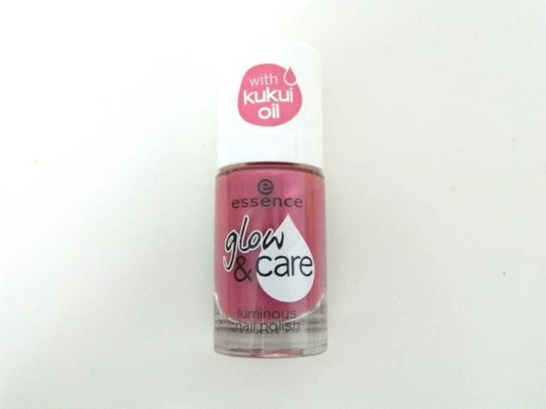 essence nagellak glow care