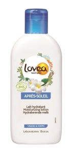 LOVEA - Organic certified after-sun lotion - 125 ml