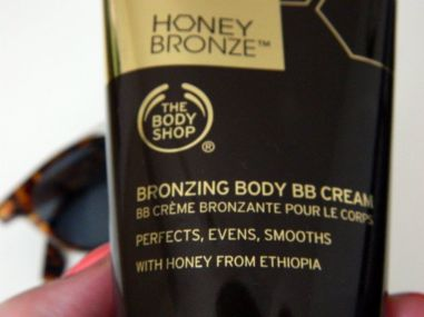 the body shop bronzing bb