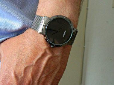 trendhim horloge om pols