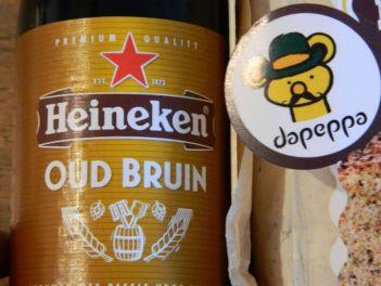 heineken oud bruin bierbrood