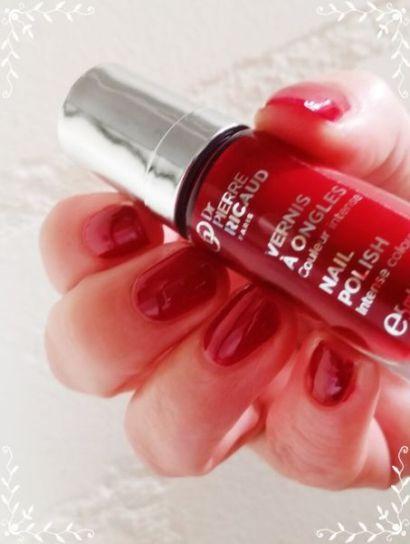 Dr pierre ricaud nagellak Intense Kleur - Rouge Bordeaux 2