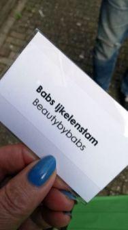 beautybybabs kaartje